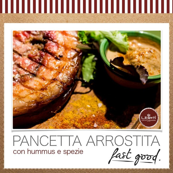 Pancetta Arrostita