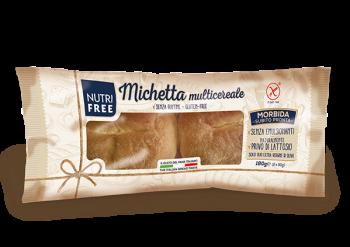 NutriFree Michetta multicereale