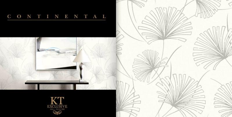 Rendi unica la tua casa con i parati Continental by Etten