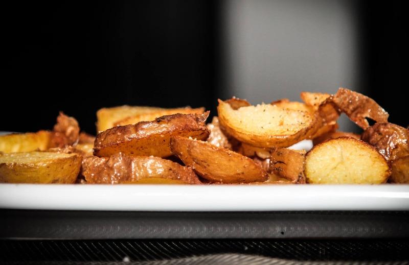 Patate fritte rustiche