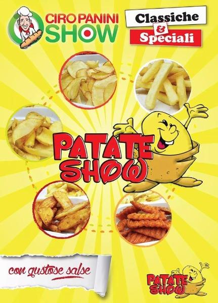 Ciro Patate Show