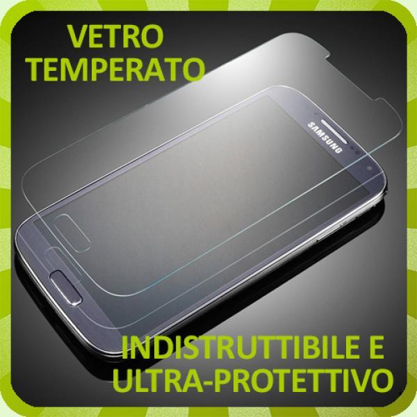 Pellicole in Vetro Temperato per iPhone e Samsung a 9 €