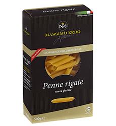 Pasta Senza Glutine MASSIMO ZERO Penne rigate