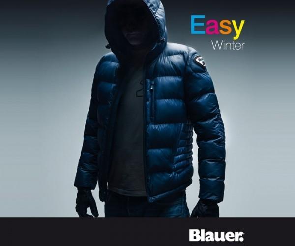 Piumini Blauer