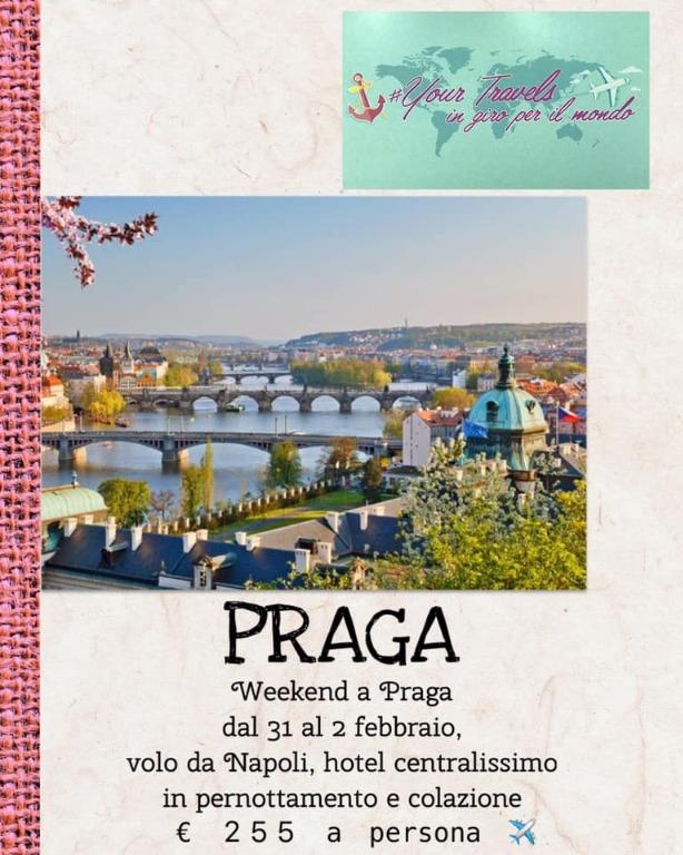 Weekend a Praga - 31 al 2 febbraio