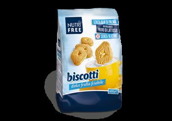 NutriFree Biscotti