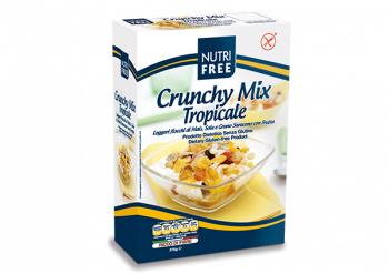 NutriFree Crunchy mix tropicale