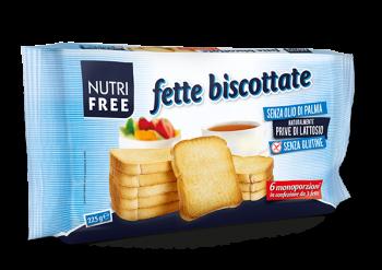 NutriFree Fette biscottate