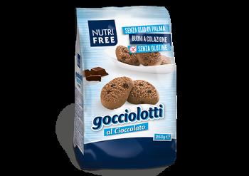NutriFree Gocciolotti al cioccolato