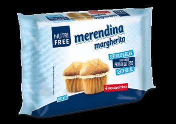 NutriFree Merendina Margherita