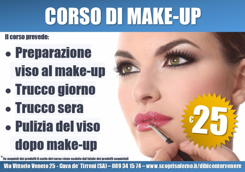 Corso di Make-Up