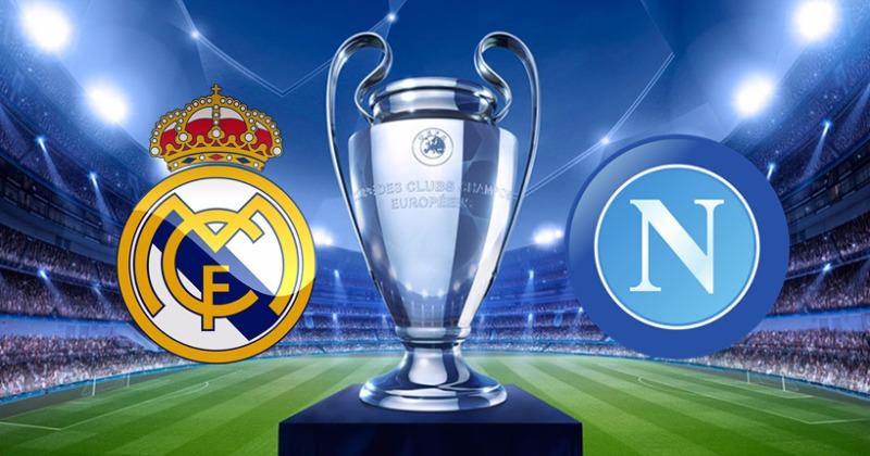 Cena in occasione di Real Madrid Napoli