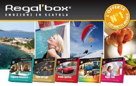 Regalbox.. emozioni in scatola