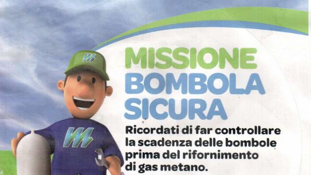 Revisione Bombole Metano