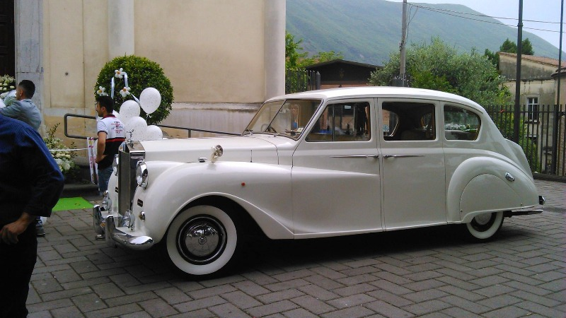 Noleggio Rolls Royce