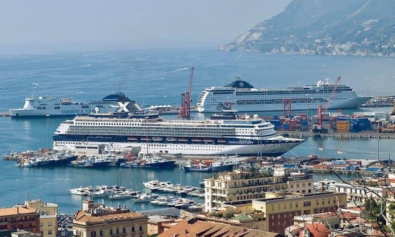 Salerno, lunedì sbarca al porto una nave proveniente da Tunisi. Preoccupazione