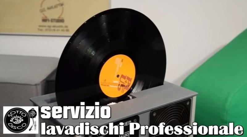 Servizio Lavadischi professionale