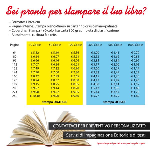 Stampa Libri in digitale e offset