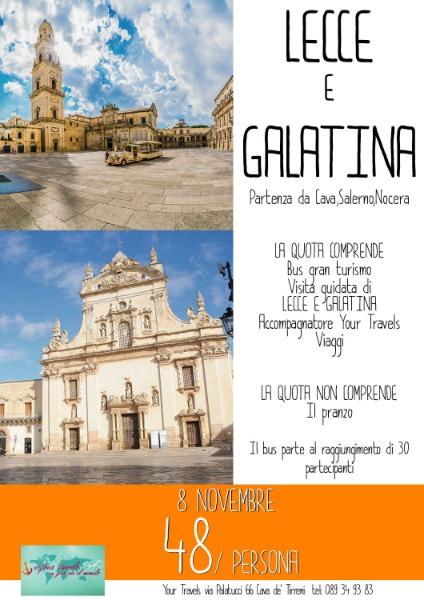 Lecce e Galatina
