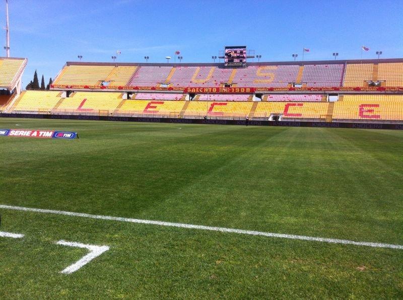 Lecce-Salernitana: novità per i biglietti