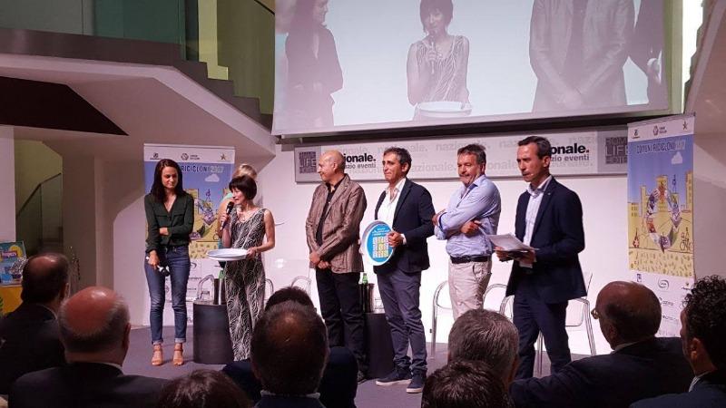 Comuni Ricicloni 2017, Ricrea premia il 'Campania Eco Festival'