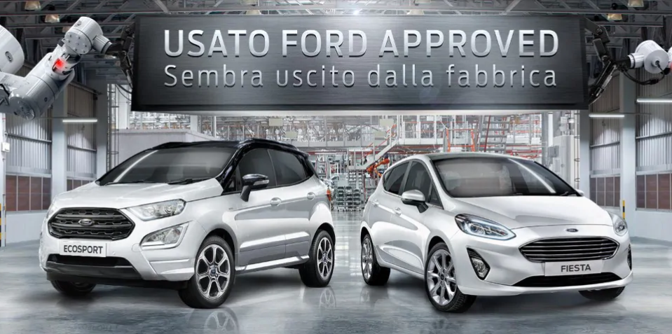Usato Ford Approved