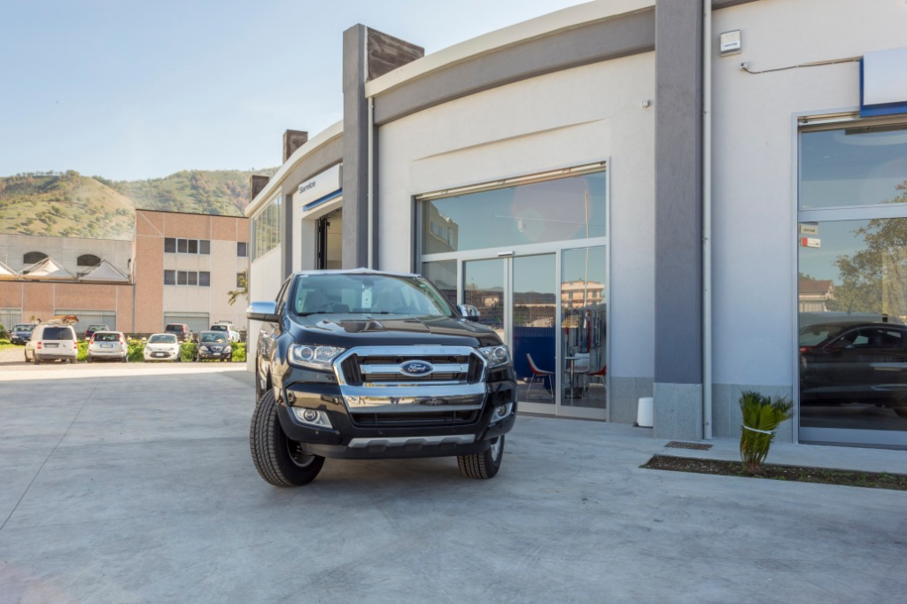 Vendita auto Ford nuove