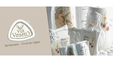 Via Veneto - Catalogo Bomboniere 2015