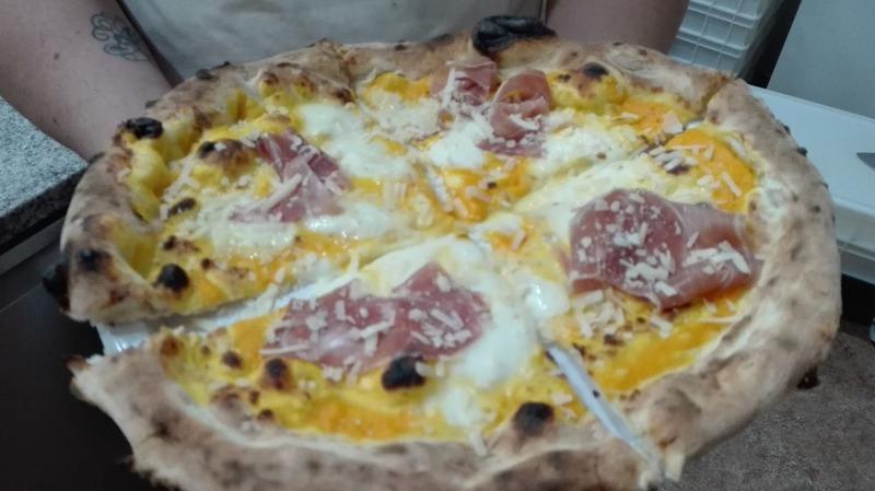 Pizza Zuccotta