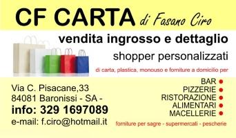 CF Carta di Ciro Fasano