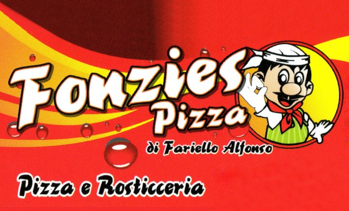 Fonzies Pizza