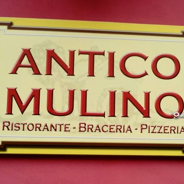 Ristorante Braceria Pizzeria Antico Mulino