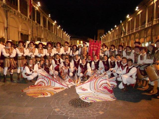 Sbandieratori e Musici Città Regia