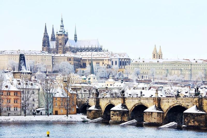 Week-end a Praga 2-5 febbraio 170 € a persona