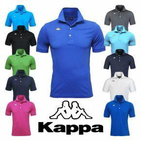 Super promo: nuovi arrivi Polo Kappa vari colori e modelli tutte €9.99