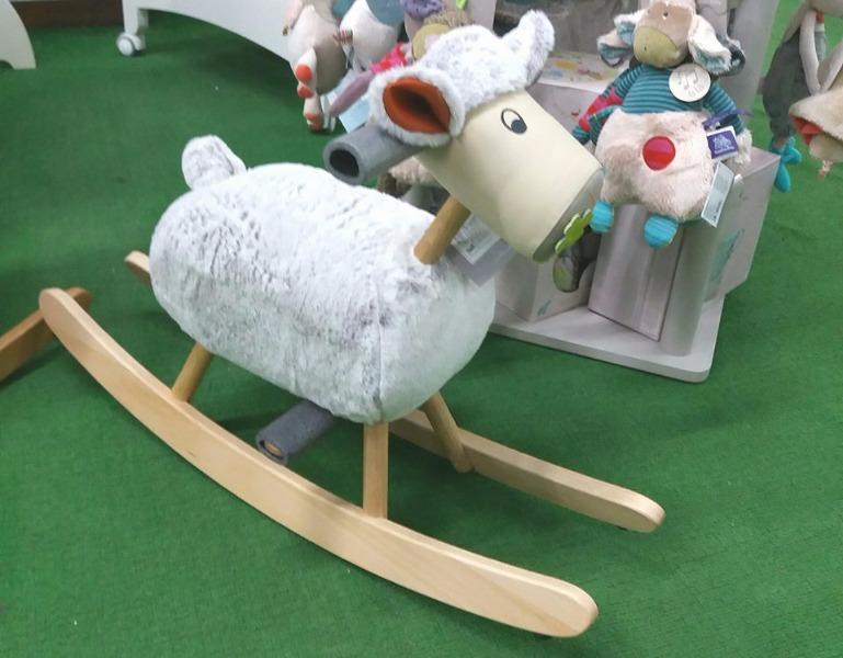 la Pecorella Moulin Roty