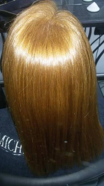Un pieno di cosmeticita per i vostri capelli; osmosi therapy idromolecolare attivo