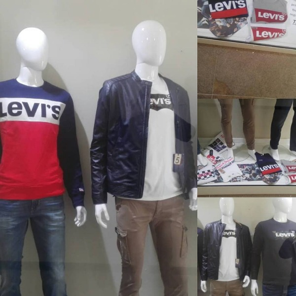 New collection levi's in store