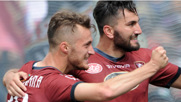 Salernitana: per Donnarumma sfida Empoli Novara, Coda richiesto dal Genoa