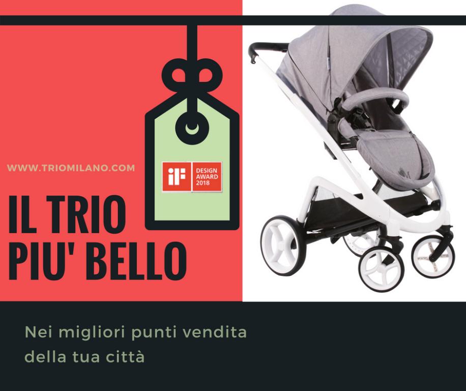 il Trio Milano ti stupirà.