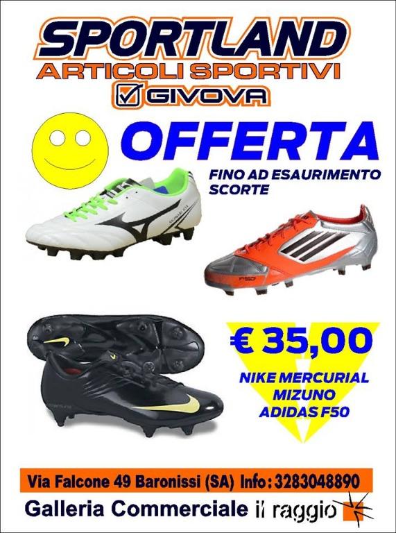 41a5a2d6a7b16e SportLand - Baronissi - abbigliamento sportivo scarpe sportive ...