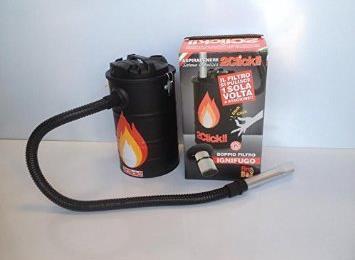 Aspiracenere Professionale 2CLICK  FIRE&BOX € 80