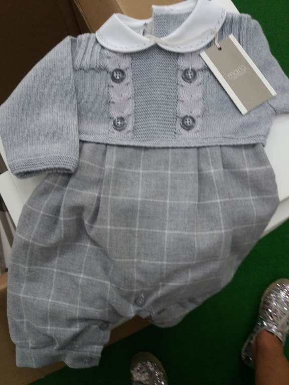 Marlu' baby couture