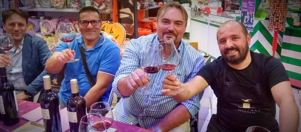 Terza serata di degustazione firmata Candy Wine