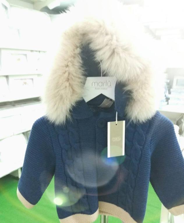 Un caldo golfino in pura lana per proteggerlo dal freddo