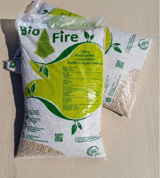 Prevendita Pellet Biofire