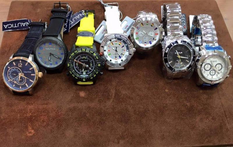 Sconto del 50% su tutti gli orologi