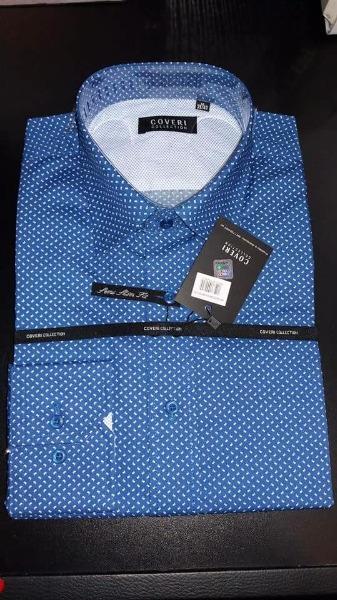 Camicie Enrico Coveri 100% cotone 25€