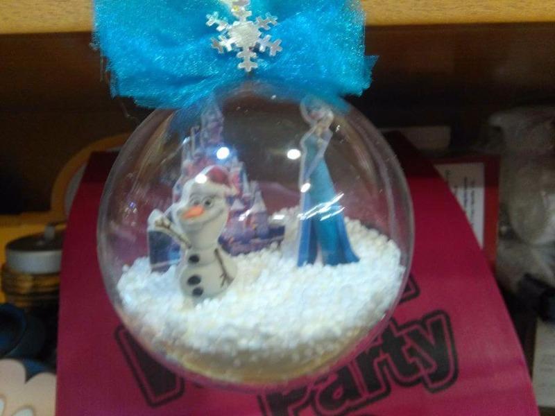 Le nostre palline di Natale personalizzate