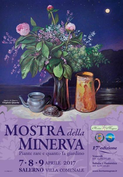 Salerno: dal 7 al 9 aprile torna la Mostra della Minerva